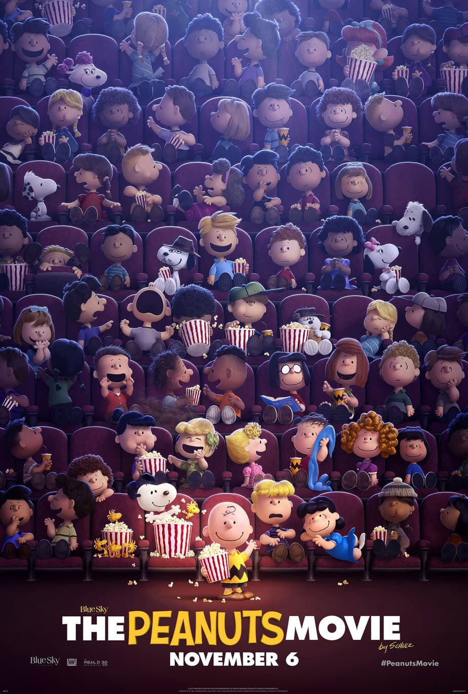 peanuts-theater-poster