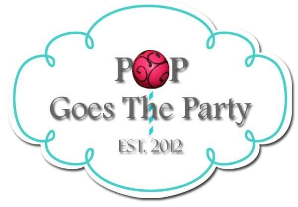 pop goes the party logo