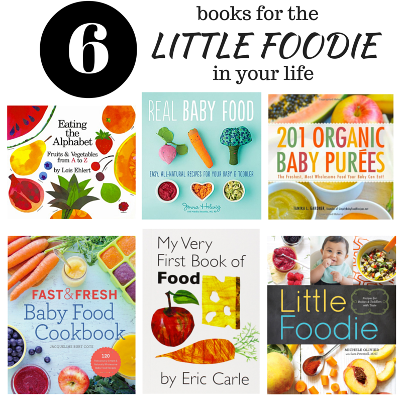 6 books for the little foodie in your life the mommy spot tampa bay baby food books forumfinder Images
