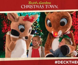 Family travel archives the mommy spot tampa bay for Busch gardens christmas town 2016