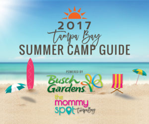 2017 Tampa Bay Summer Camps