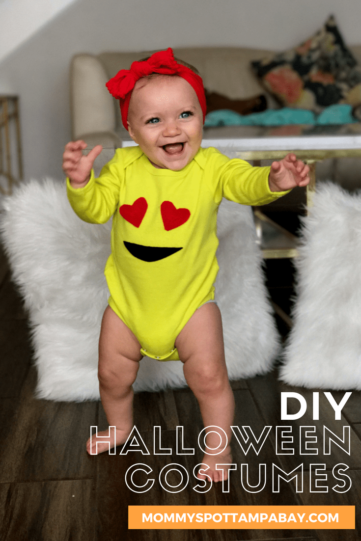 Itu0027s a spooktacular time of year and we were thrilled to have been recently invited on Great Day T&a Bay to share our tips for simple and DIY Halloween ...  sc 1 st  The Mommy Spot T&a & Simple DIY Halloween Costume Ideas - The Mommy Spot Tampa Bay