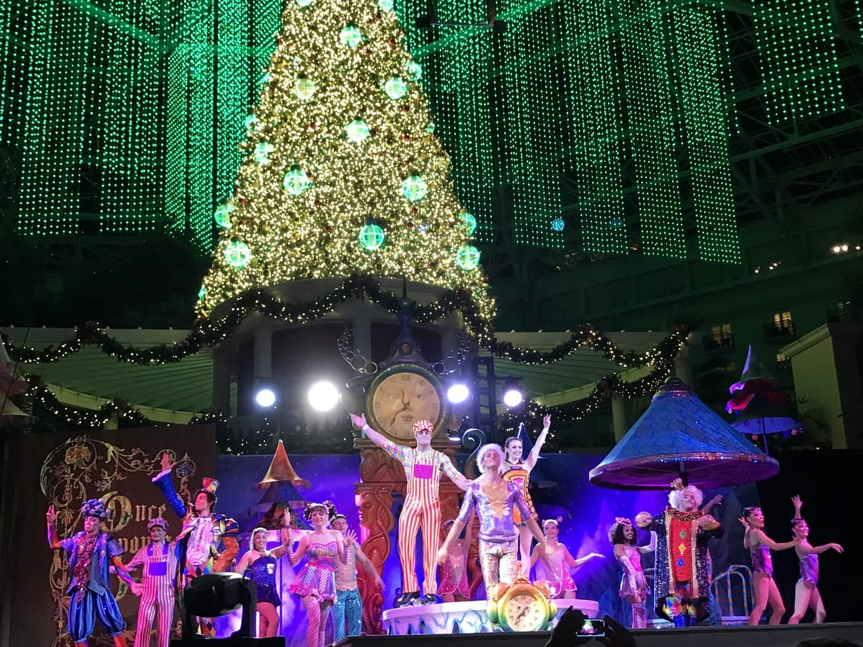 click here to learn more and grab your tickets or visit wwwchristmasatgaylordpalmscom whats your favorite part of christmas at gaylord palms - Christmas At Gaylord Palms