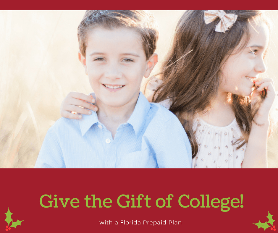 The gift of college with a florida prepaid scholarship plan the disclosure this post is sponsored by florida prepaid negle Images