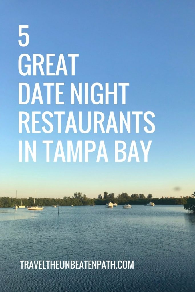 Date night spots tampa